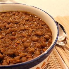 Slow cooked Chickpea Masala (Chana Masala)
