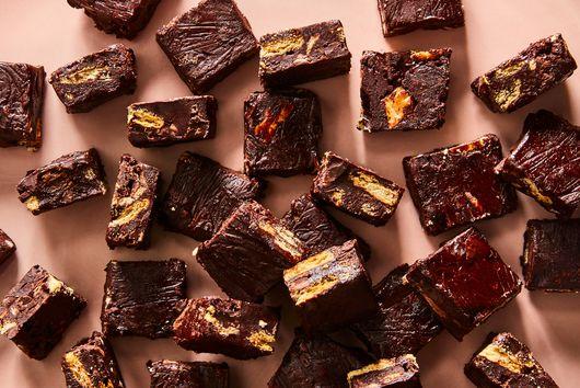 Mint-Chocolate Torrone