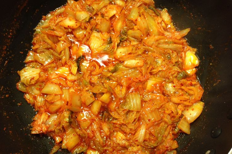 Mom's Kimchi
