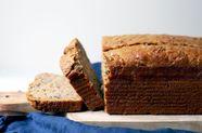 Wild Rice and Carrot Tea Bread