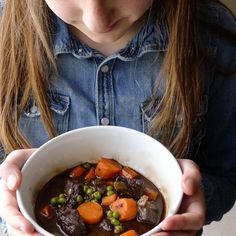 Orange Cocoa Beef Stew