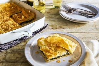 Violette's Spinach Fillo Recipe on Food52