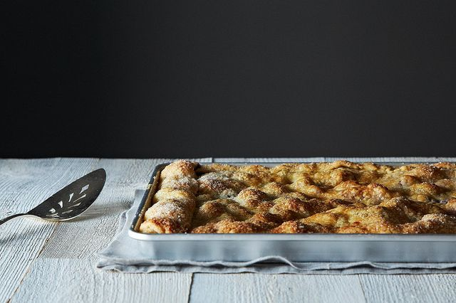 Martha Stewart's Slab Pie on Food52