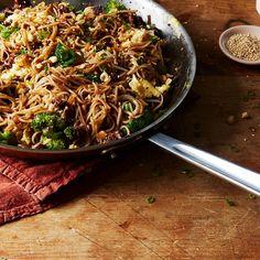 I'm Convinced Stir-Fried Rice Noodles Won My Boyfriend Over