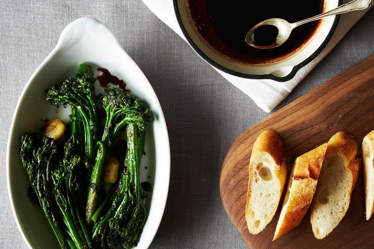 Rapini with Vin Cotto on Food52