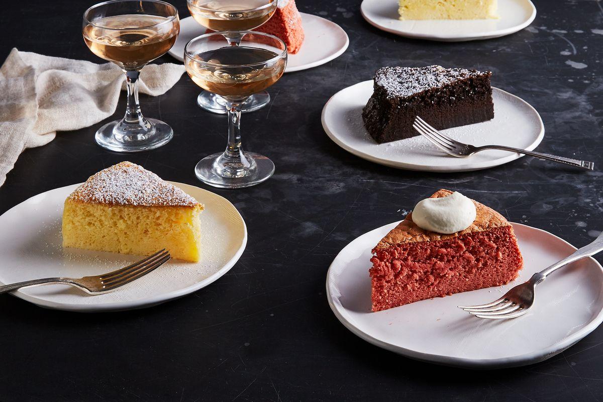 Japanese Towel Cake Recipe: Japanese Cheesecake Is Lighter, Spongier, Perfect-er