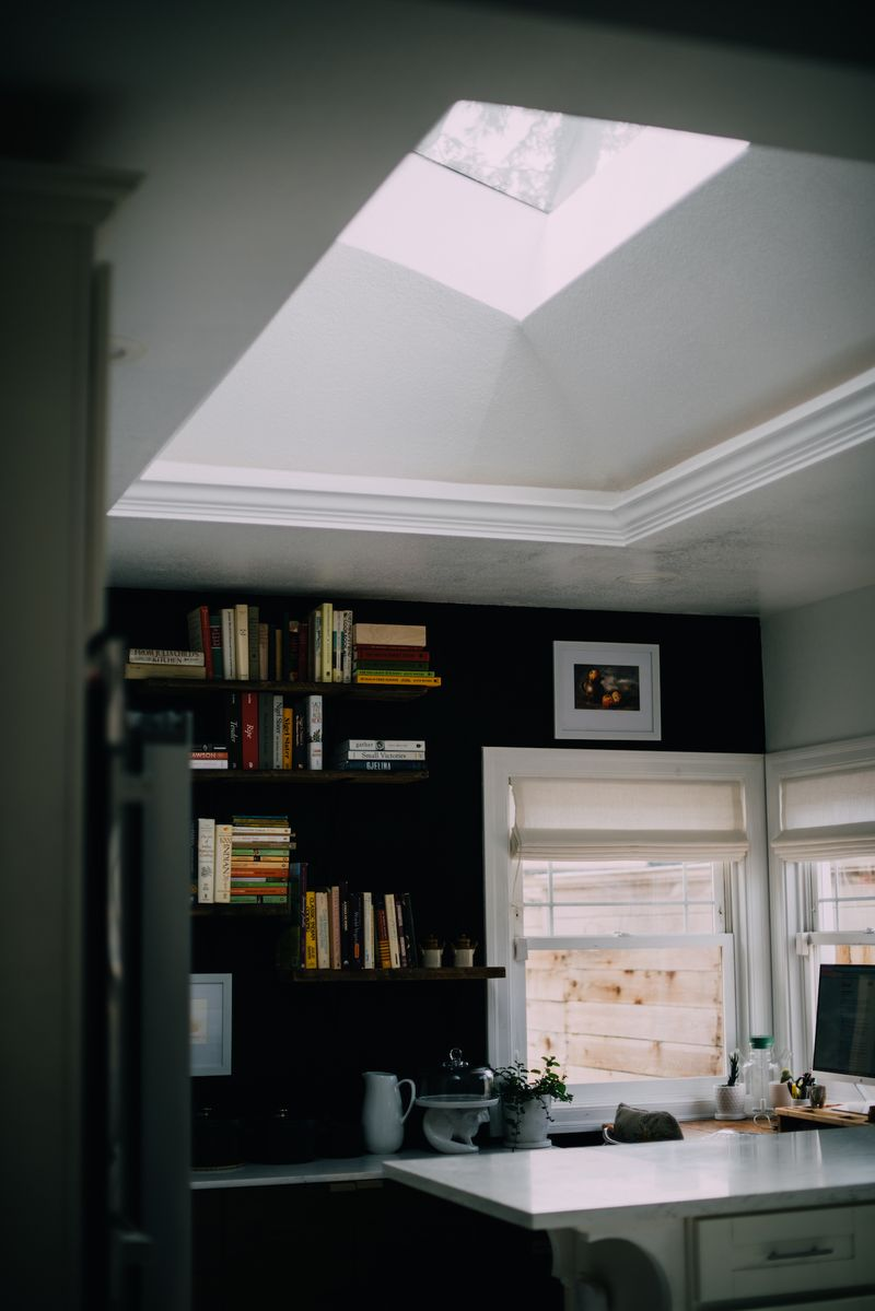 What we'd do for a skylight!