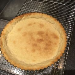 Perfect Blind-baked Tart Crust