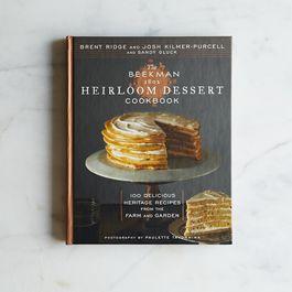 The Beekman 1802 Heirloom Dessert Cookbook, Signed