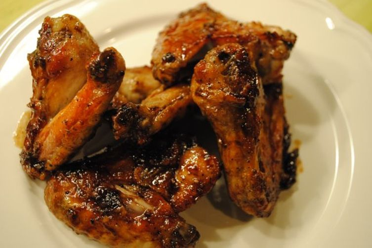 Adobo Hot Wings