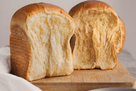 Overnight Soft Sourdough Milk Bread (Shokupan)