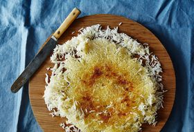 How to Make Tahdig (Persian Stuck-Pot Rice)