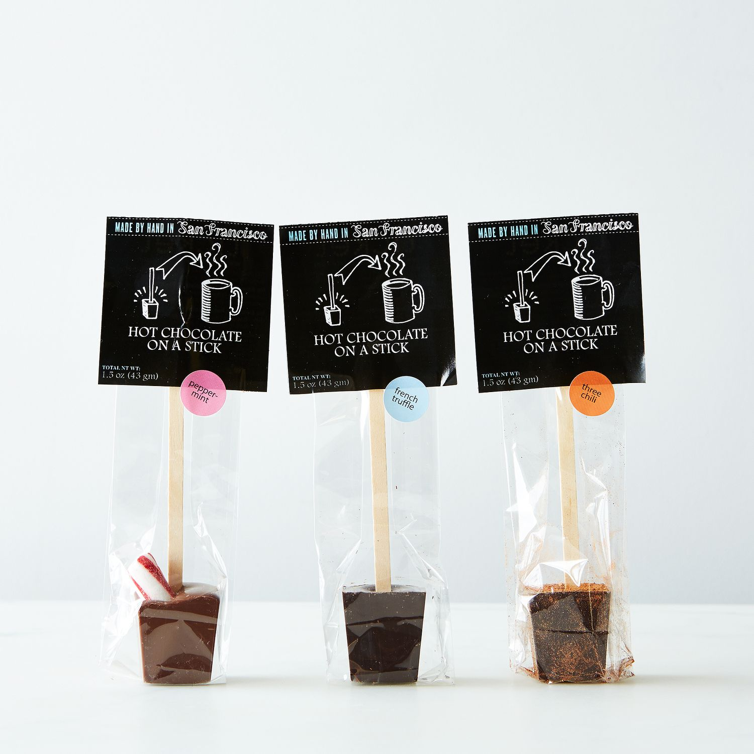 Hot Chocolate On A Stick French Truffle Peppermint Amp 3