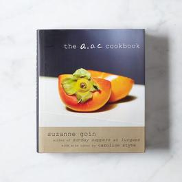 The A.O.C. Cookbook, Signed