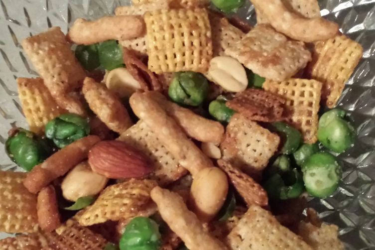 Asian Chex Mix