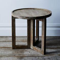 Wooden Tillman Side Table