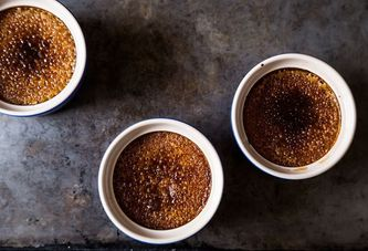 A Crème Brûlée, a Tiered Cheesecake & a Dessert Nobody's Heard Of