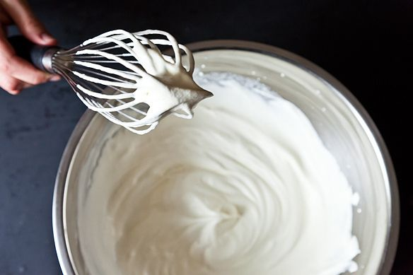 Better Whipped Cream from Food52