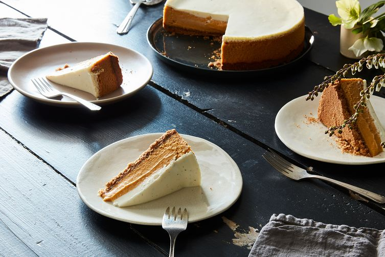 Butternut Squash & Spice Cheesecake
