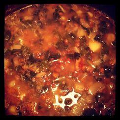 my famous winter soup