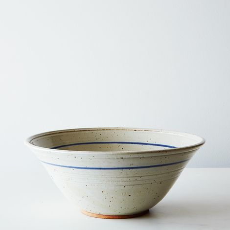 Medium Stoneware Serving Bowl