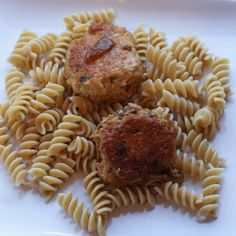 Lemon Chicken Meatballs