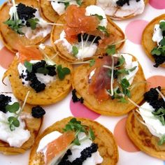 Butternut Bliss Blinis