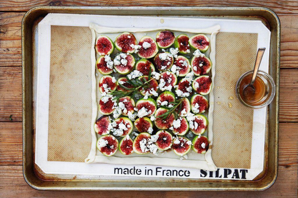 Fig Tart on Food52