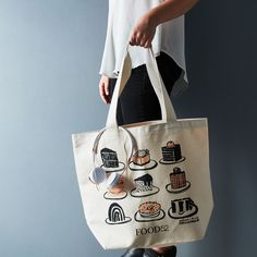 A Q&A With People I've Loved, Designers of Our New Illustrated Tote