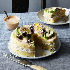 Causa Is More Than Just a Pretty Potato Cake (It's Got Layers!)