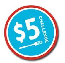 Slow Food $5 Challenge