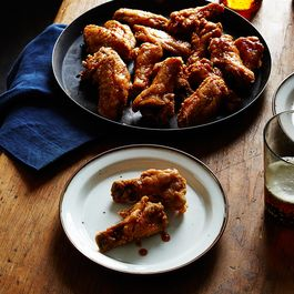 How to Make Korean Fried Chicken Wings at Home