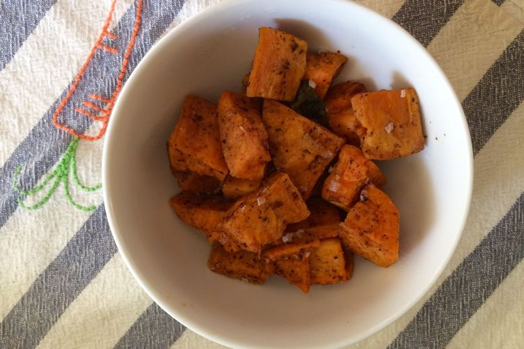 Sally's Special Sweet Potatoes