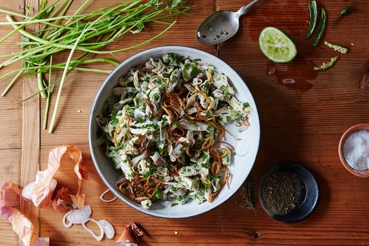 Burmese Salads: Lacking in Greens, Huge in Flavor