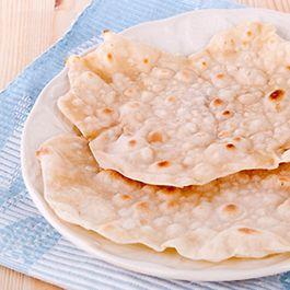 Sweet Chapatis