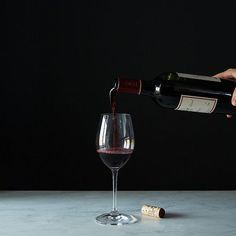 Pick Up This Bottle of Wine on Your Way Home