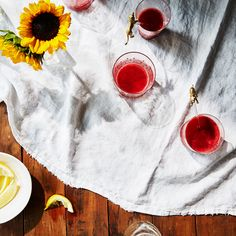 9 Cheery Cocktails Better Than Bug Juice (And, Okay, Less Sugary)