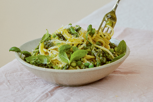 Vegetarian One-Pot Pastas You Can Zip Through in 20 Minutes