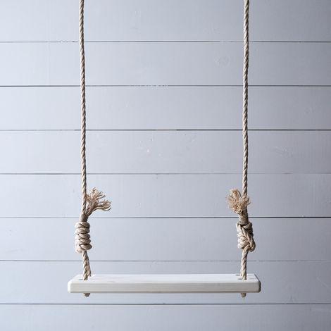 Handmade Wooden Tree Swing