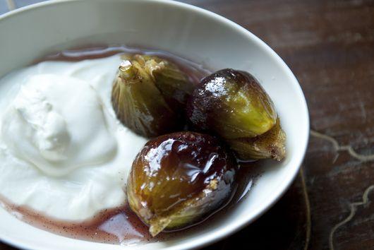Fichi Caramellati (Caramelized Figs)