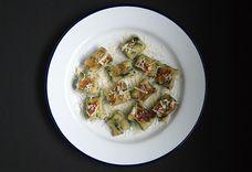 Wild Garlic Ricotta Gnocchi