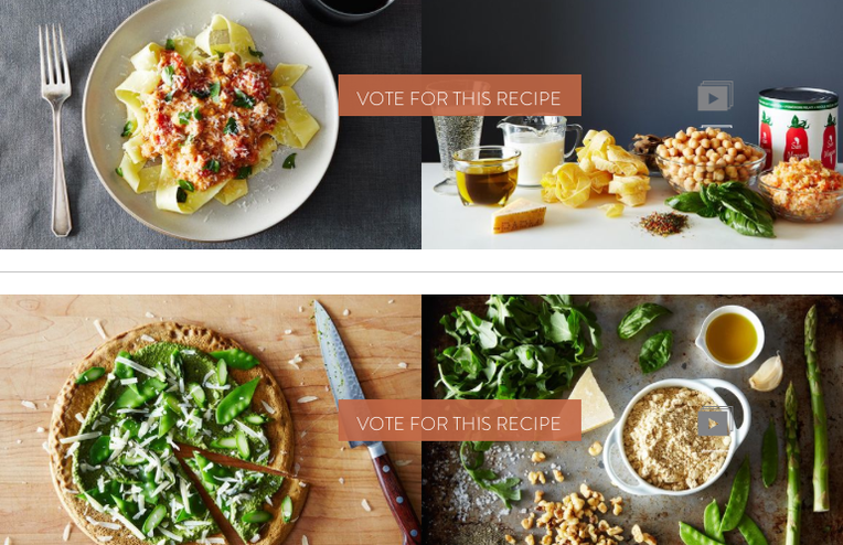 Finalists: Your Best Recipe with Chickpeas