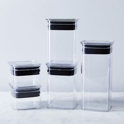Airscape Acrylic Canisters
