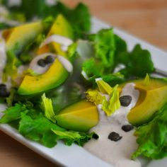 Avocado Tonnato