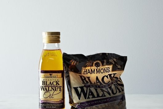 Black Walnut Oil and Rare Large Black Walnuts