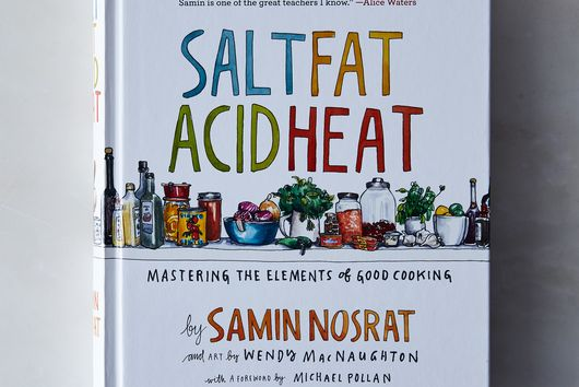Salt, Fat, Acid, Heat, Signed Copy