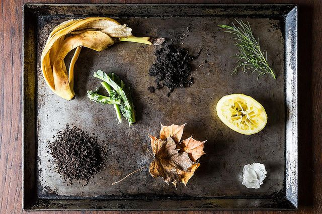 3 Ways to Start Composting on Food52