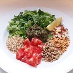 Burmese Tea Leaf Salad (Lahpet Thoke)
