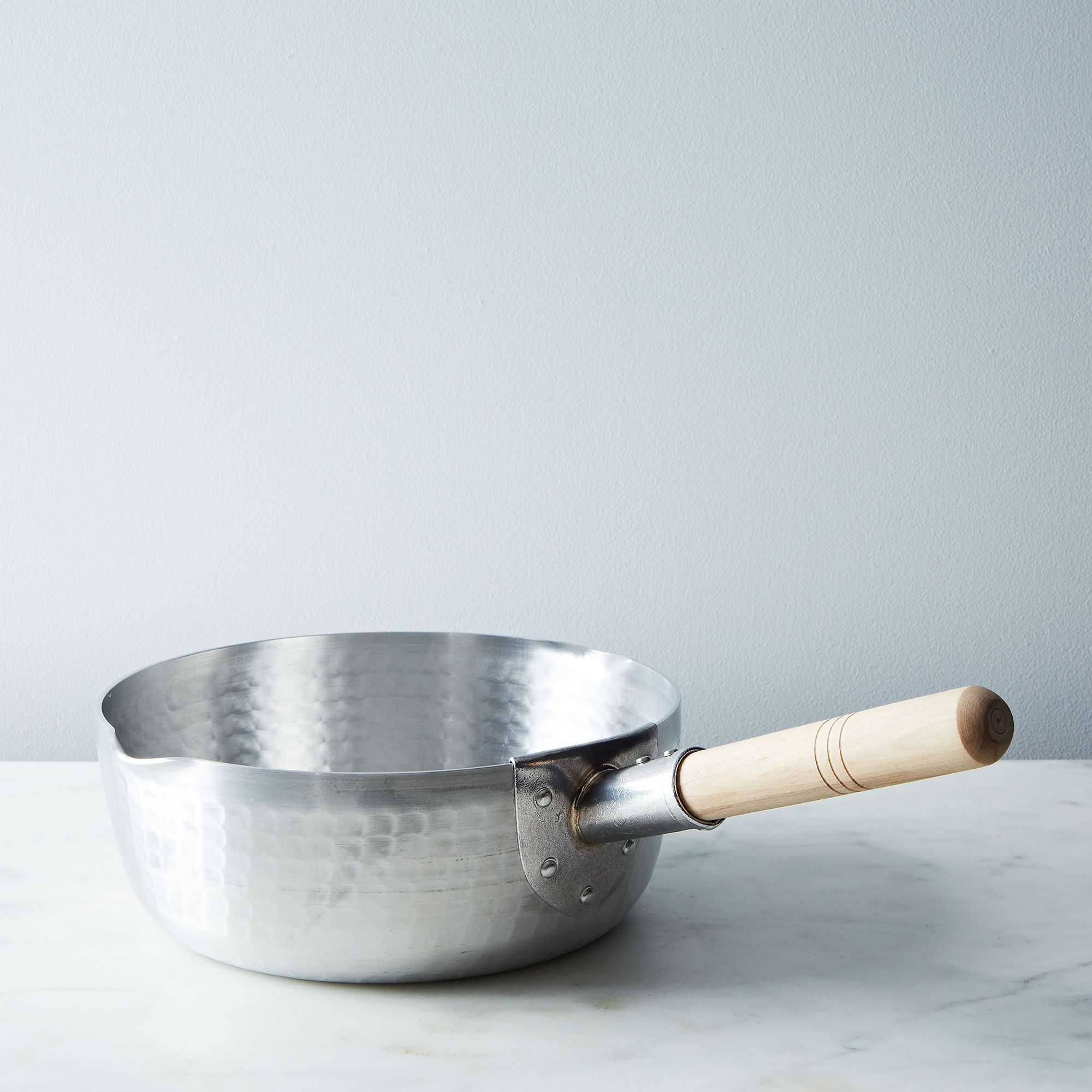 Aluminum Pot with Handle on Food52