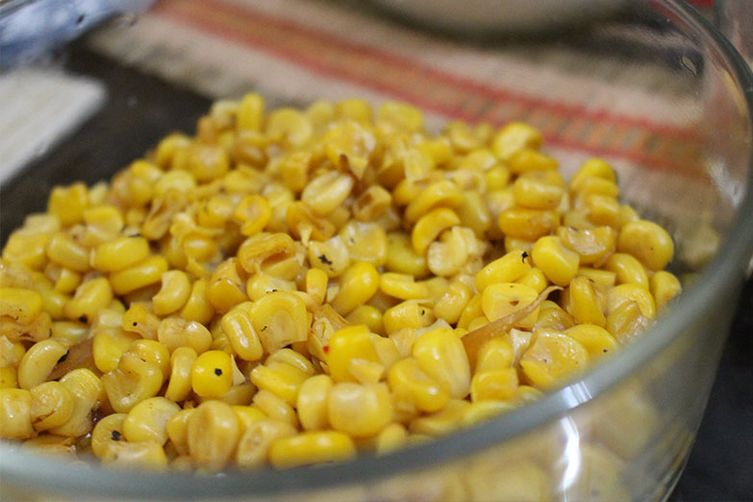 Spicy magic corn